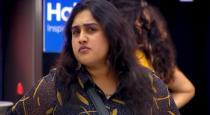 all contestants target vanitha in bigboss