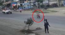 Pune Nasik bike ran without rider