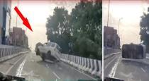 Kanyakumari car accident viral video