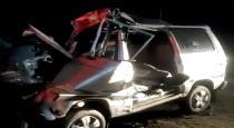 Krishnakiri car accident 6 dead on spot