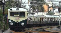 special train for essential employees