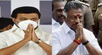 ops thanks to mk stalin