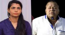 chinmayi is candidate in dubbing association election