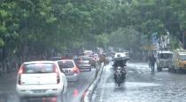 rain in early morning