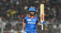 Shikhar Dhawan first T20 century after 13 years