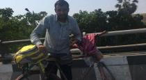mumbai-watchman-is-cycling-2100-km-to-be-with-his-ailin