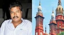 court benality to director shankar