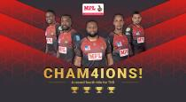 TKR won the championship. In CPL 2020