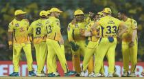 Kedar jathav rejoined in csk team against to dc