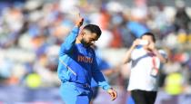 Bcci induced new India jersy