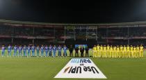 Both teams kept silence for martyrs