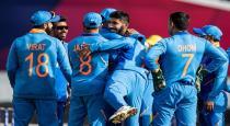 Reasons behind india beating australia
