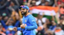 Kholi asure india in semifinals