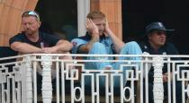 England on trouble to enter into semifinal