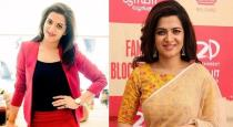 Vijay tv VJ DD in onam saree viral photos