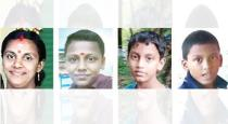 Kerala women killed 3 sons and commit suicide husband also dead