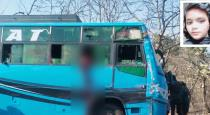 11 years old girl decapitated after truck brushes past bus in Madhya Pradesh
