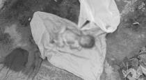 Baby thrown into garbage box near Ulunthoor pettai GH
