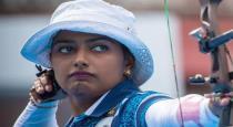 Deepika Kumari qualified quarter final