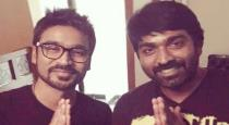 Tamil famous actors vijay sethupathi and dhanush helped to kerala people