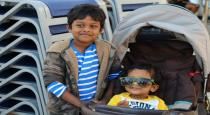 tamil young boy shared tamil video in america