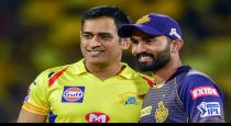 KKR dinesh karthick master plan to won the match against to csk