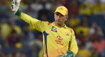 Dhoni reaches first player who played 200 ipl t20 matches