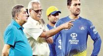 Csk ceo kasi reveals about dhoni