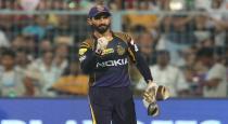 IPL warns Dinesh Karthik