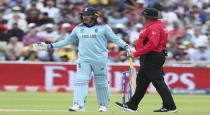 Jason roy fined for arguing with umbire