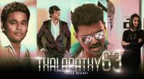 AGS about thalapathy 63