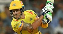 du plessis talk about young player