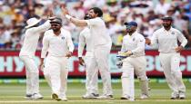 India is string in 3rd test