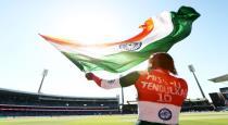 Australia defends stronger in last test