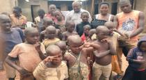 girl got 44 children in 40 age