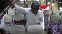 Laptop stolen from bus viral video