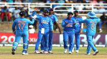India won by 59 runs against west indies in 2nd odi