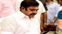 Tamilnadu Cm will go foreign again