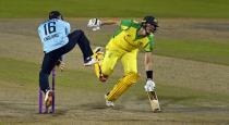 Australia won the odi series against england