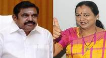tamilnadu CM talk with premalatha
