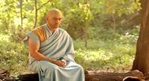 Dhoni new getup like monk viral video
