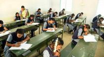 5 and 8 standard exam timetable released