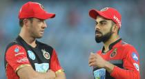 Virat Kohli and ab de villiers to be banned from IPL says KL Rahul