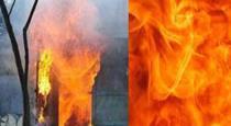 Firecracker factory explosion