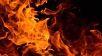 9 person died in fire accident