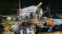 Black box recovery in flight accident