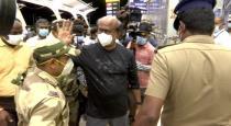 Rajinikanth went to America for health checkup