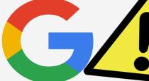 Google services temporarily down