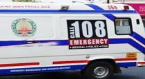 pregnant women got delievery in 108 ambulance