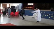 Church father dance for love drama action movie song